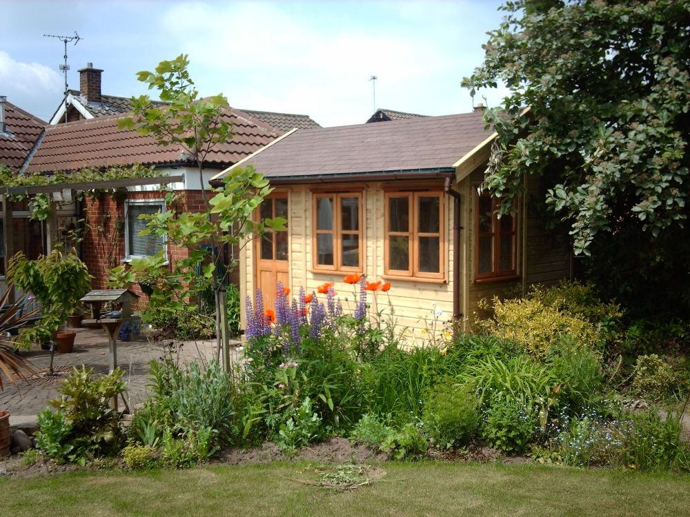 1000 Images About Garden Office On Pinterest