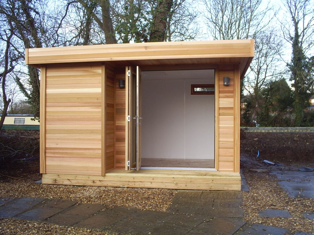 1000 images about garden room on pinterest gardens for Timber garden rooms