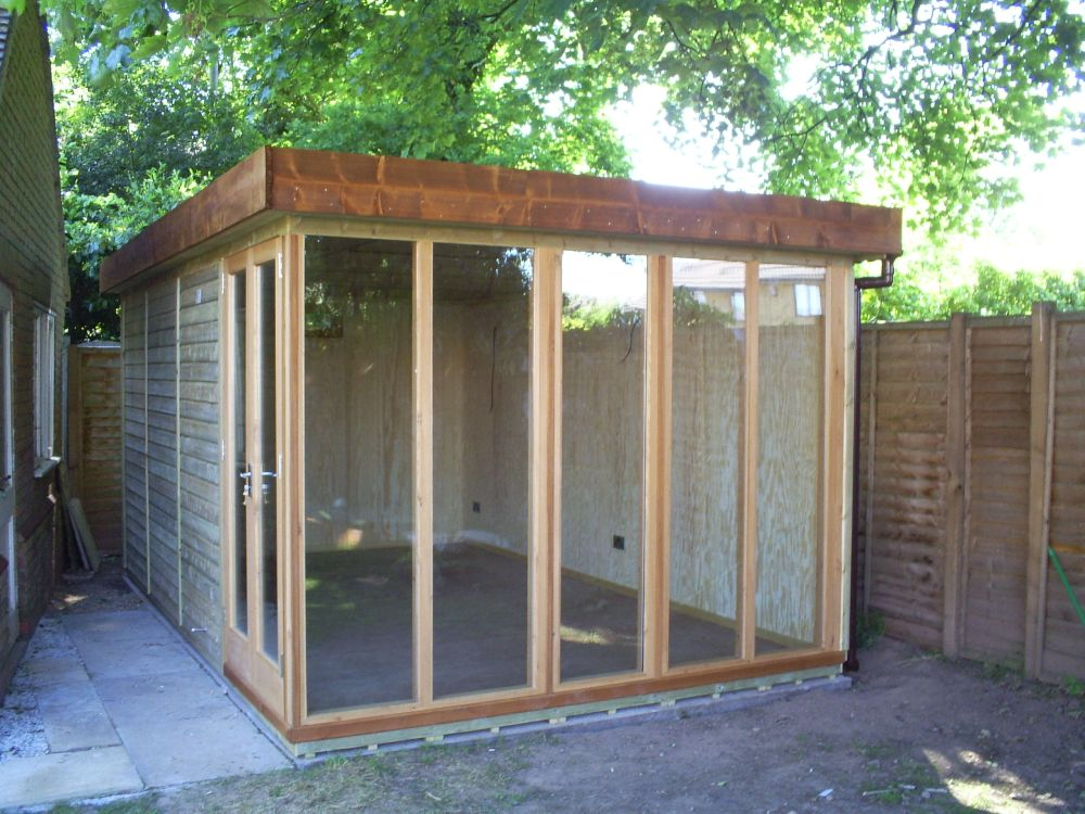 Contemporary Garden Offices Images