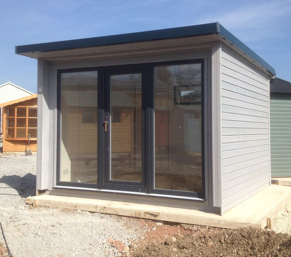 Stupendous Warwick Offices Warwick Garden Office Garden Rooms Log Cabins Largest Home Design Picture Inspirations Pitcheantrous