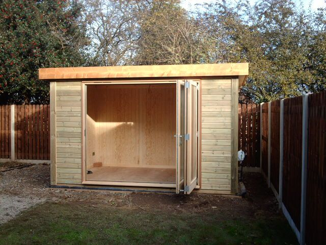 warwick offices warwick garden offices uk garden shed